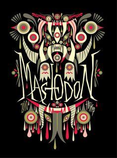 Mastodon Artwork