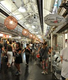 Awesome recommendations for our next NYC Trip. Including The High Line, Chelsea Market + West Village (NYC)