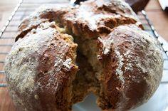Kijk wat een lekker recept ik heb gevonden op Goed boeren in de Stad! Iers sojabrood maken