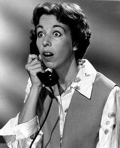 San Antonio, Texas native, Carol Burnett in 1958
