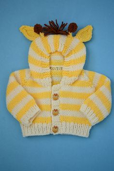 Too dang cute!   Ravelry: Baby Sweater Buffet pattern by Allyson Dykhuizen