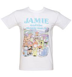 Men's #Retro Jamie And The Magic Torch T-Shirt from #TruffleShuffle xoxo