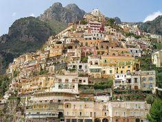 Positano Heights - Positano (Amalfi Coast), Italy photographed by Dennis Barloga