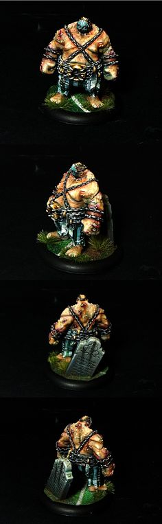 Guild Ball Fang Tooth by Boyzie