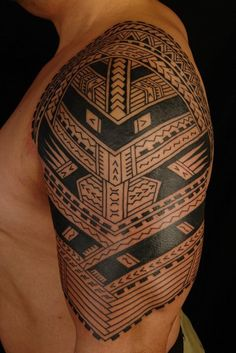 Polynesian Tattoos Gallery and Article by Ink Done Right
