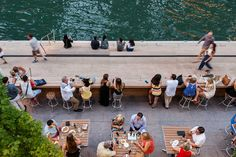 Chicago-Riverwalk_02 « Landscape Architecture Works | Landezine