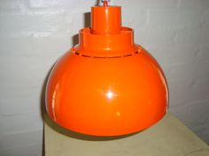 NORDISK SOLAR COMPAGNI pendant/pendel - Svend Middelboe 1970s. #trendyenser #lamps #lamper #danishdesign #danskdesign #retro #vintage #nordisksolar #svendmiddelboe #70s. From www.TRENDYenser.com. SOLGT.