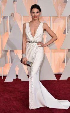 Oscars 2015: Jenna Dewan Tatum