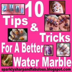 10 Tips and Tricks for a Better Water Marble