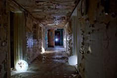 This is something I'd love to do.  28 Days Later: edgy photos by Urban Explorers