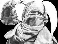 Drawings by Abel Alejandre