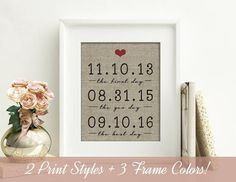 Anniversary Print Anniversary Gifts for Women Our Love Story Sign Anniversary Gifts for Husband Weddings Wife Gift Gift for Wife Diy Gifts For Men, Gifts For Wife, Gifts For Her, Diy Birthday Gifts For Him, Christmas Gifts For Him, Holiday Gifts, Anniversary Gifts For Husband, Wedding Anniversary Gifts, Anniversary Boyfriend