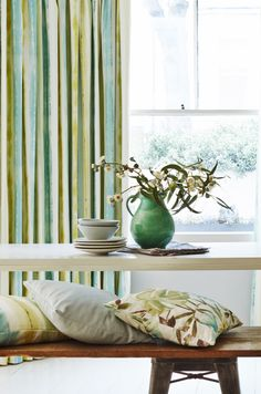 Bright Green Shades Are Perfect For Helping To Bring Your Interiors Life Our Cascade