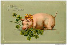 Ansichtskarten > Motive > Feiern & Feste > Neujahr - Delcampe.net