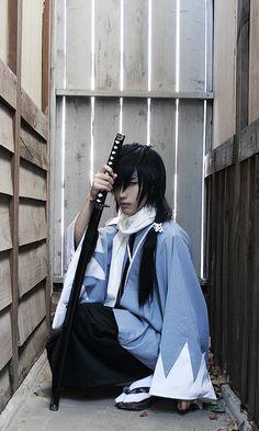 Hajime saito (by ~chaegyun on deviantART) | Hakuouki #cosplay #game #anime