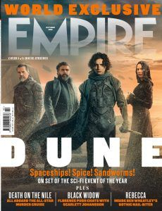 Empire UK – October 2020English | 131 pages | pdf | 136.82 MB Download from: NitroFlare