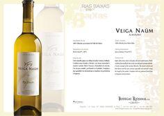 Albariño #VeigaNaum D.O. #RiasBaixas. #albarino #wine
