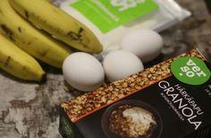 inspirations: Banaaniletut granolalla on superhelppo herkku