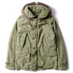 WTAPS B-9 Jacket