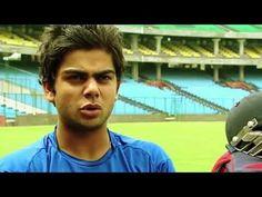 Virat Kohli | Indian Cricket Star as a teenager on Trans World Sport