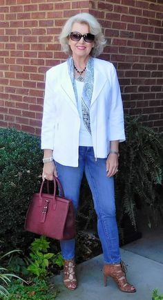 aaa35ebd247a 613 Best Age 60+ Women s Fashions images in 2019