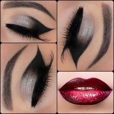 Ladies Makeup trends...