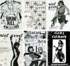 A História do Movimento Riot Grrrl: punk e feminismo na década de 1990