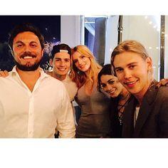 Friends &  #comiccon @mtv
