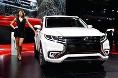 2017 Mitsubishi Outlander Review Exterior Design - http://newautocarhq.com/2017-mitsubishi-outlander-review-exterior-design/