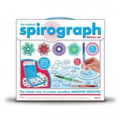 The Original Spirograph Deluxe Kit