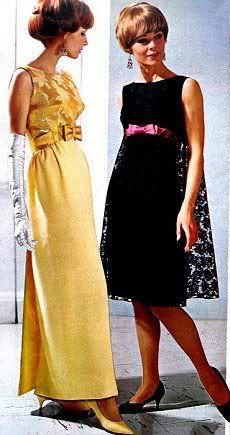 Mid & Late 1960s Fashion | Lisa's Nostalgia Cafe
