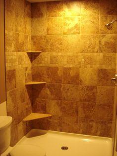 1000 Images About Bathroom Shower Ideas On Pinterest Shower Stalls Fiberglass Shower Stalls