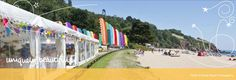 Venus Café - Set in an unspoilt, sheltered bay amongst evergreens and pines on the award-winning Blackpool Sands - one of South Devon's most beautiful natural treasures. www.bythedart.tv #Dartmouth