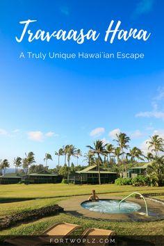 Travel USA | Hana Maui | Island | Luxury | Resort | Adventure