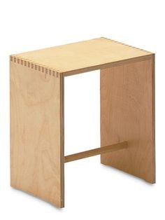 Zanotta Sgabillo Stool by Max Bill, 1950 - Designer furniture by smow.com