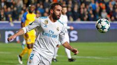 Sengaja Dapat Kartu Kuning, Dani Carvajal Diinvestigasi Pihak UEFA