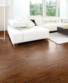How to install a basement cork floor #DIY - get the tips: http://www.familyhandyman.com/basement/basement-finishing-tips