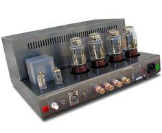 Eastern Electric M156 amplifier (monos)
