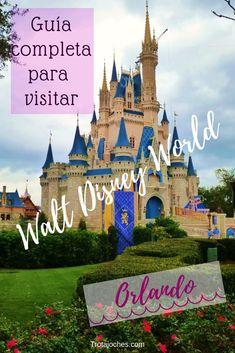 Guía para organizar un viaje a Walt Disney World e / Orlando Parks, Miami Orlando, Disney World Español, Viaje A Disney World, Viaje A Disney Orlando, Disneyland Orlando, Disney Word, Florida Outfits, Disney Trips