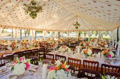 French Style Wedding Tent