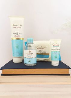 African Extracts Rooibos Purifying Range   Review