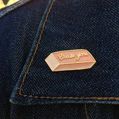 Erase You Pin - $10.00  http://shoptuesday.com/collections/pins/products/erase-you-pin