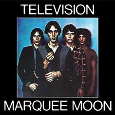 Television - Marquee Moon on 180g LP