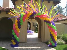 Go wild and crazy at your next celebration!