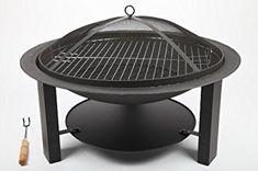 Point-garden Fire Bowl Garden Grill Cast Iron Solid for sale online Fire Pit Bowl, Fire Bowls, Barbecue Grill, Cast Iron, It Cast, Charcoal Grill, Home Improvement, Home And Garden, Ebay