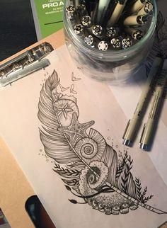 27 feather tattoo ideas