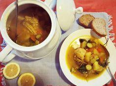 #Κοτόσουπα με λαχανικά #cookpadgreece