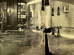 Nivola's first major commission was the Olivetti showroom mural New York City 1954