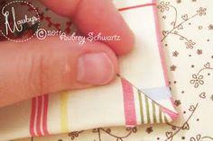 wrap around binding tutorial
