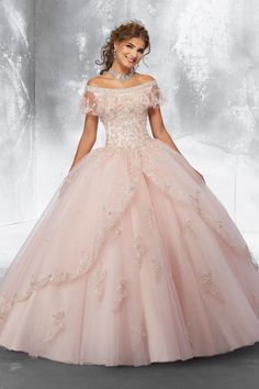 7fa6f72696 Satin and Tulle with intricate Embroidery and Beading Quinceanera Dress.  Colors available  Sangria